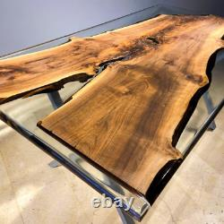 EPOXY COFFEE TABLE River Coffee Table