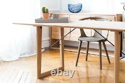 Table salle a manger Bois massif 1809075cm by Cactus
